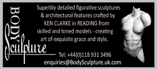 Indulge yourself with a Sculpture or be LIFECAST by the talented KEN CLARKE